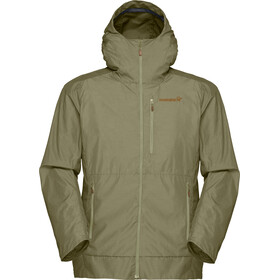 Norrøna M's Svalbard Lightweight Jacket Olive Night